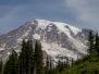 Mt Rainier NP & Mt St Helens