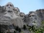Mt Rushmore NM & Crazy Horse Site