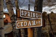 Belmont Ghost Town NV