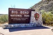 Big Bend NP TX