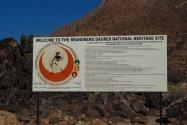 Brandberg Daures NHS Namibia