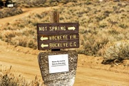 Buckeye Hot Springs CA