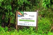Cayo Zapatilla, Panama