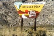 Chimney Peak CA