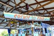 Cosmic Crab Cafe,  Panama