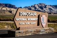 Dinosaur NM, UT & CO