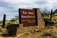 Fort Bowie NHS AZ