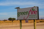 Green Fire Desert Lodge Namibia