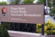Hagerman Fossil Beds NM ID