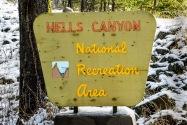Hells Canyon ID