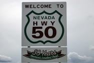 Hwy 50, NV