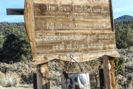 Ione Ghost Town NV