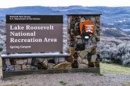 Lake Roosevelt NRA WA