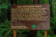 Loeb Myrtlewood OR