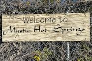 Mystic Hot Springs UT