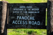 Panoche Hills CA