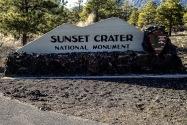 Sunset Crater NM AZ