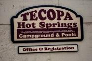 Tecopa Hot Springs CA