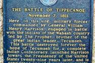 Tippecanoe Battlefield IN