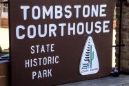 Tombstone Courthouse SHP AZ