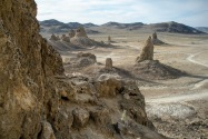 Trona Pinnacles CA